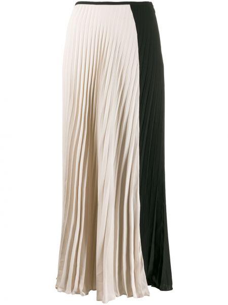 Черная ажурная юбка макси Noon By Noor