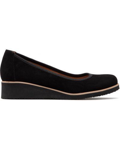 Туфли - черные R.polański