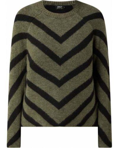 Sweter w paski Only