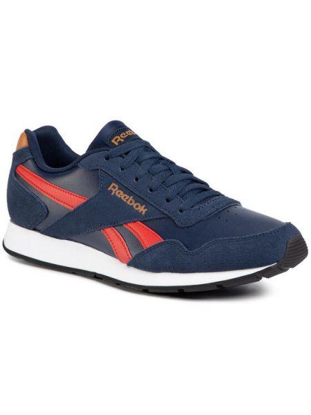 Sneakersy - granatowe Reebok Classic