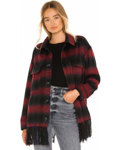 Бордовая куртка с карманами Sanctuary