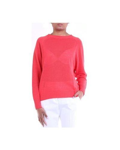 Czerwony sweter Cappellini