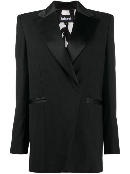 Шерстяная куртка Just Cavalli