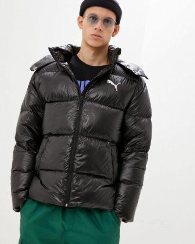 Черная куртка Puma
