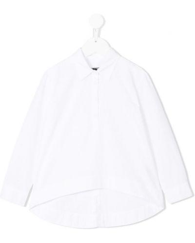 Белая рубашка на пуговицах European Culture Kids