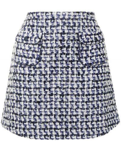 Spódniczka mini - biała Emporio Armani