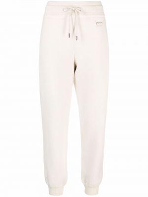 Белые брюки с карманами Agnona