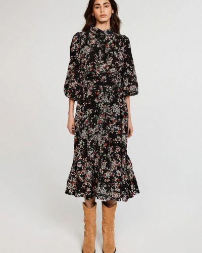 Разноцветное платье Claudie Pierlot