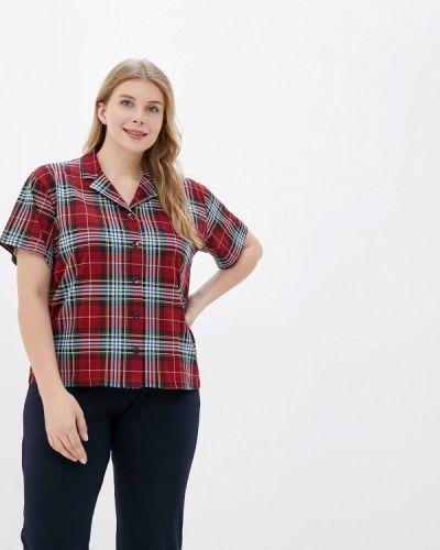 Рубашка красный Лори