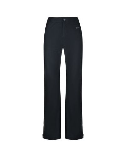 Прямые серые спортивные брюки туристические Mountain Hardwear