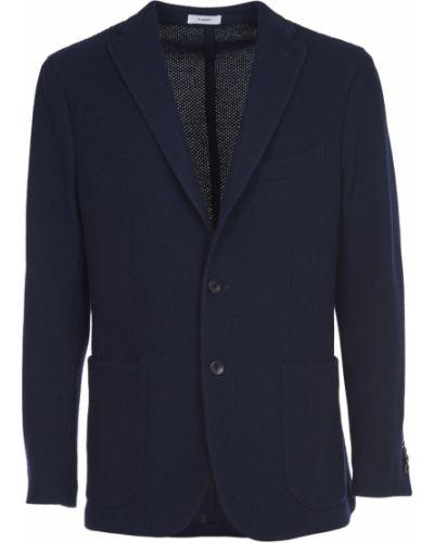 Niebieska kurtka Boglioli