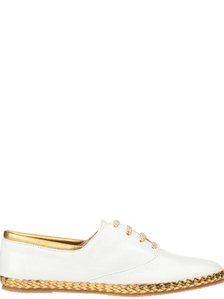 Кожаные туфли Gianni Famoso