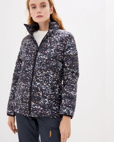 Утепленная куртка - серая Roxy