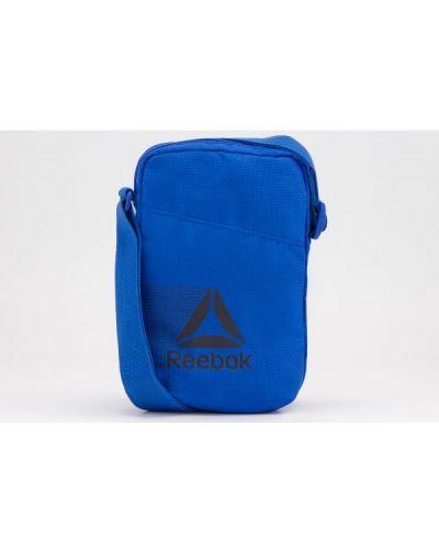 Niebieska torebka miejska Reebok