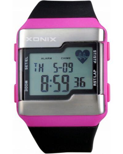 Zielony zegarek silikon Xonix