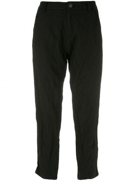Укороченные брюки - черные Uma   Raquel Davidowicz