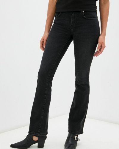 Широкие джинсы - черные Silvian Heach