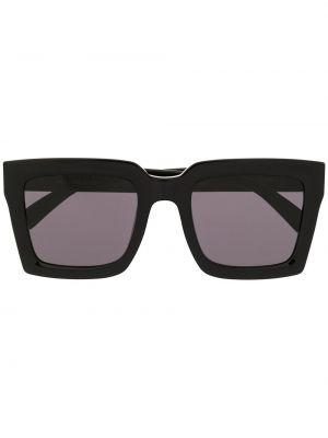 Солнцезащитные очки с логотипом - черные Retrosuperfuture