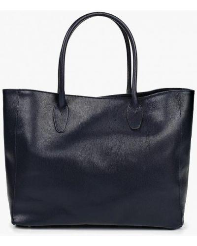 Кожаный сумка шоппер Lamania