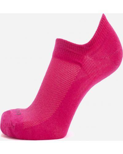 Малиновые носки сетчатые Duna
