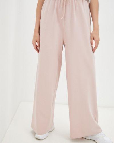 Розовые спортивные спортивные брюки Elena Andriadi