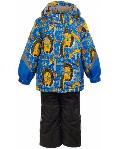 Синий костюм зимний Oldos Active