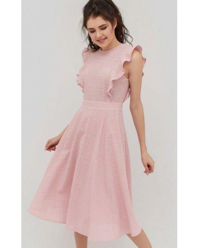 Розовое платье Cardo