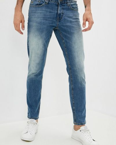 Зауженные джинсы - синие Izod