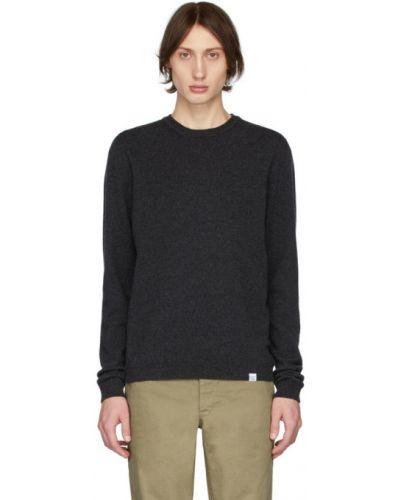 Długi sweter z długimi rękawami Norse Projects