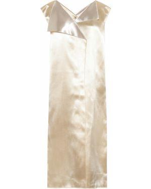 Платье миди модерн сатиновое The Row