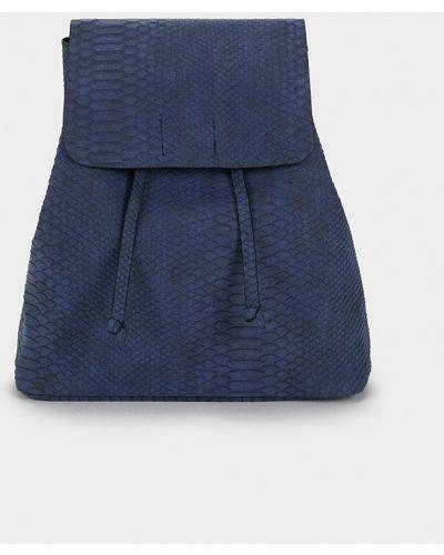 Plecak prążkowany czerwony Parfois