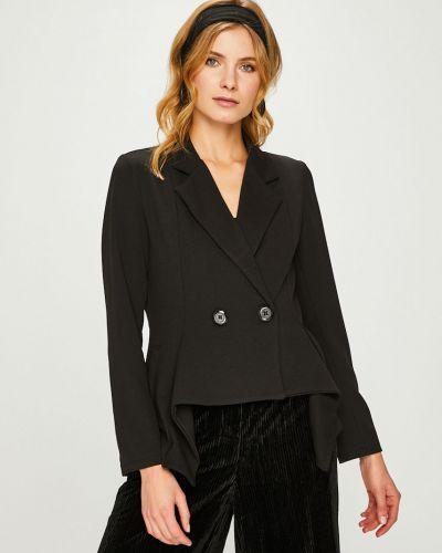 Классический пиджак прямой черный Answear
