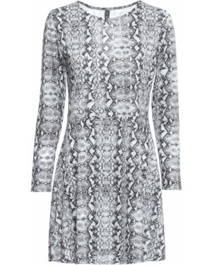 Платье с рукавами с вырезом Bonprix