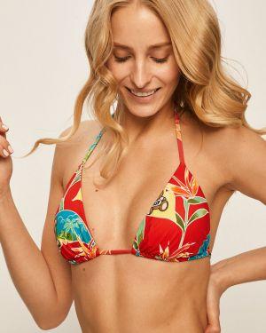 Czerwony biustonosz Moschino Underwear