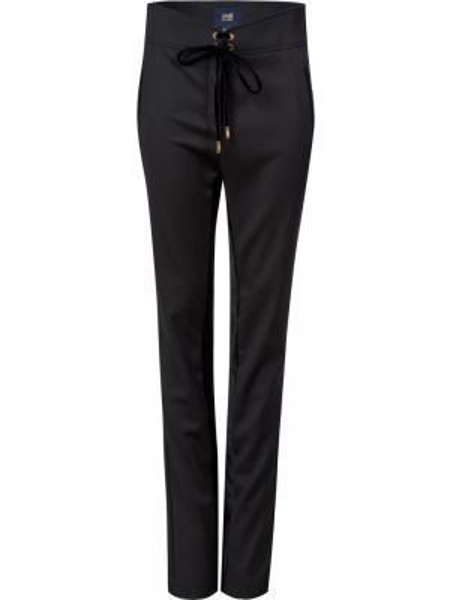 Шерстяные брюки - черные Cavalli Class