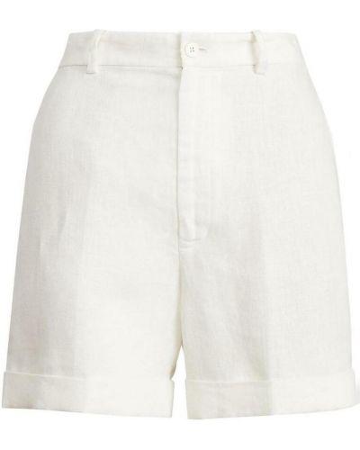 Białe szorty Polo Ralph Lauren