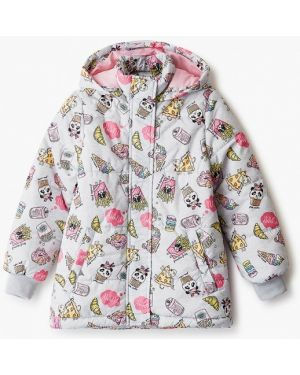 Куртка теплая серая Acoola