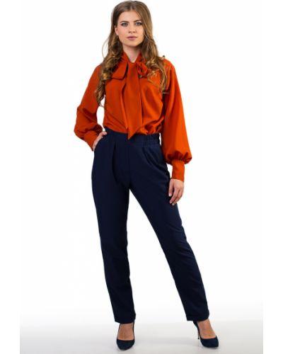 Шифоновая блузка - красная Kapsula