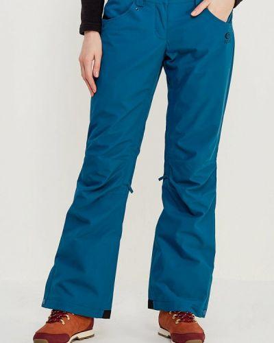 Бирюзовые брюки горнолыжные Rip Curl