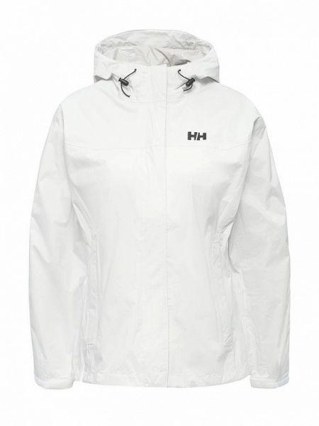 Куртка весенняя белая Helly Hansen