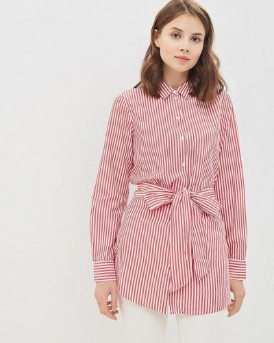 Розовая рубашка Tom Tailor