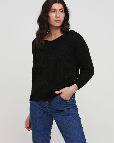 Черный свитер No Brand
