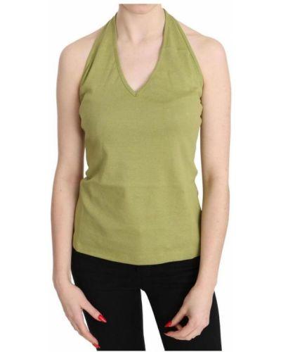 Zielony t-shirt Gf Ferre