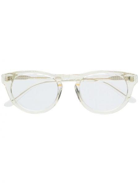 Солнцезащитные очки металлические хаки Han Kjøbenhavn