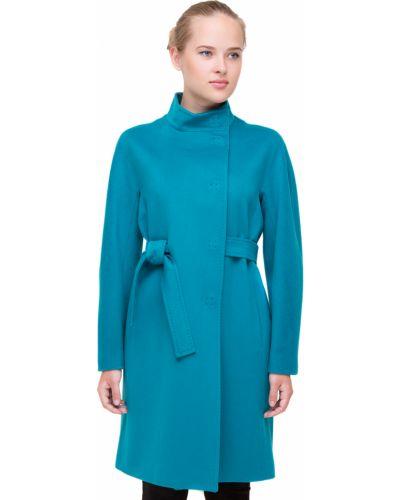 Шерстяное пальто с капюшоном Heresis