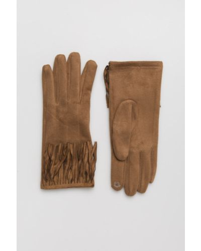 Перчатки трикотажные Answear