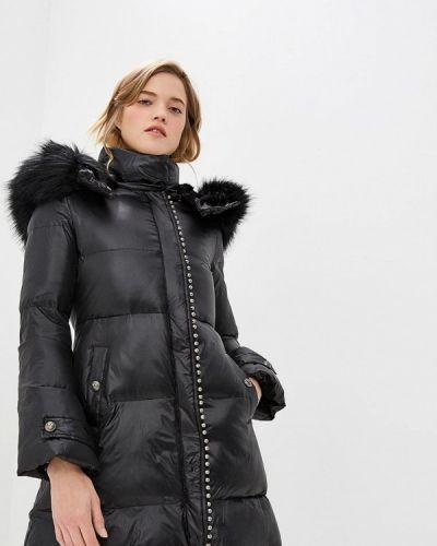 Утепленная куртка осенняя демисезонная Pinko