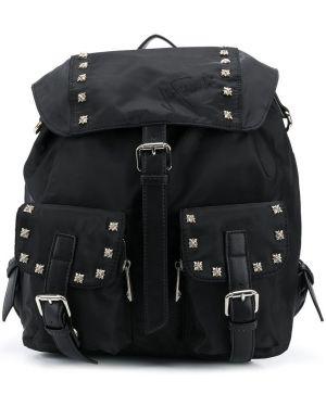 Рюкзак черный John Richmond Junior