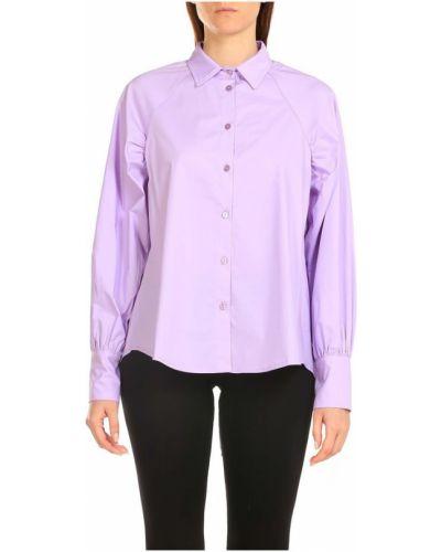 Fioletowa koszula Faclove