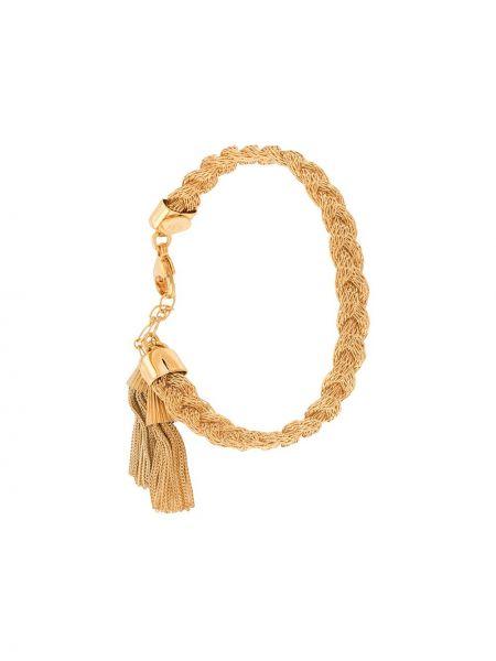 Bransoletka ze złota złoto Gas Bijoux